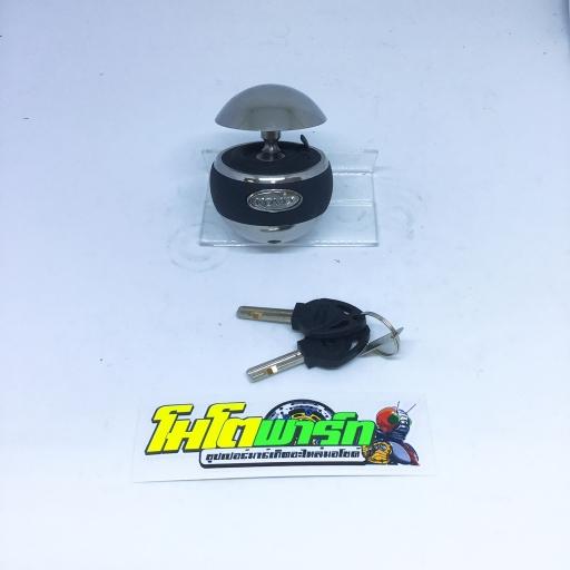 กุญแจล็อคดิส (KOVIX) สีดำ L-KDL60 D/Black